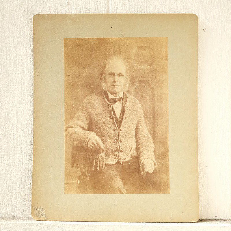 Antique Old Man Photo