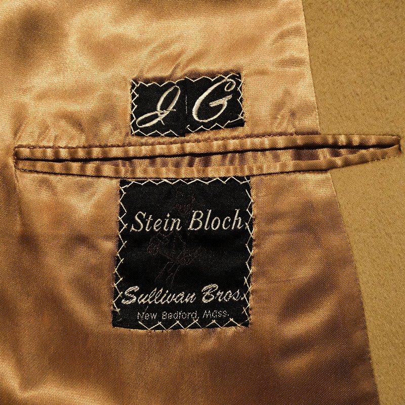 Stein Bloch Cashmere Outercoat