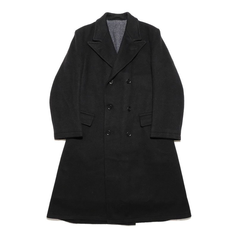 Vintage Double Breasted Wool Coat