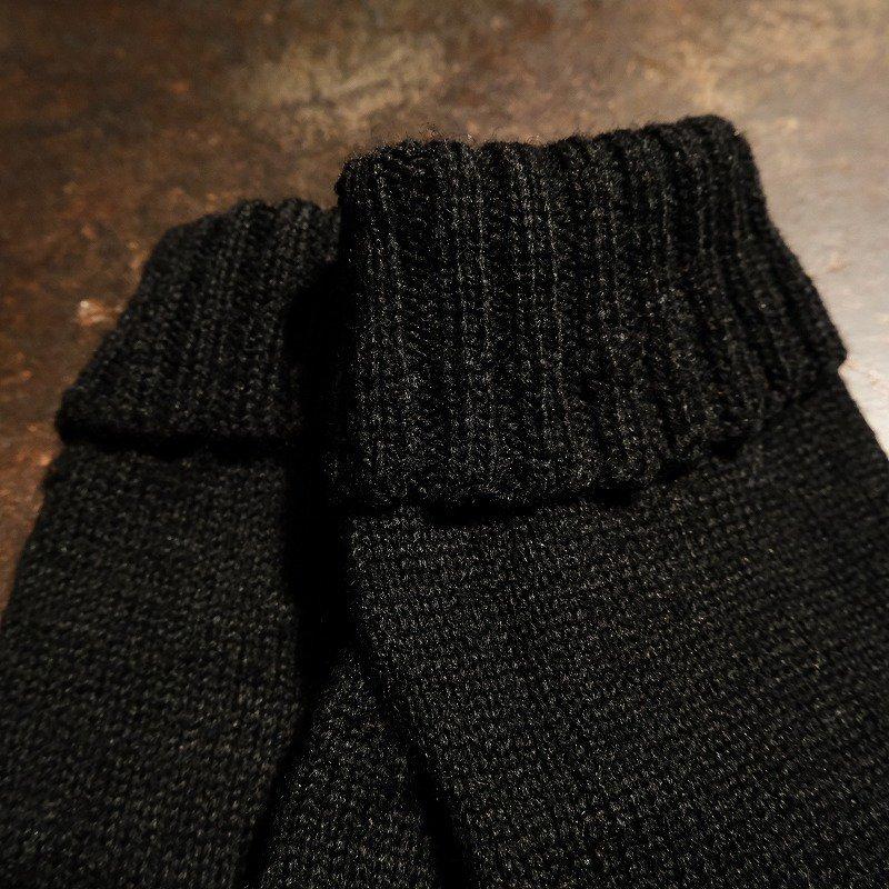 Vintage Knit Mitten