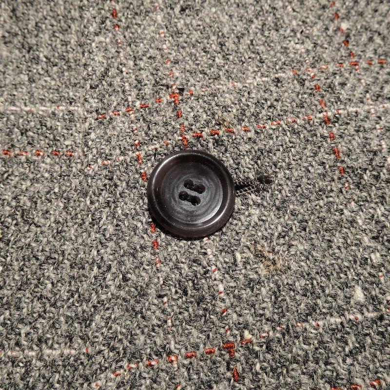 Hart Schaffner & Marx Tweed Overcoat