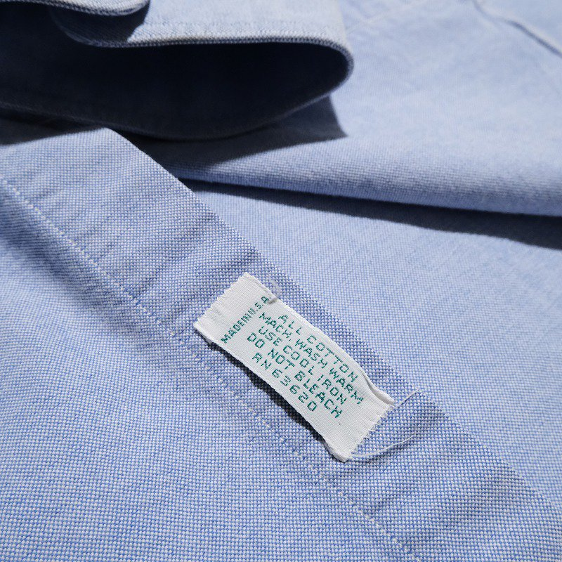 Geismar-Kaplan Oxford B.D. Shirt