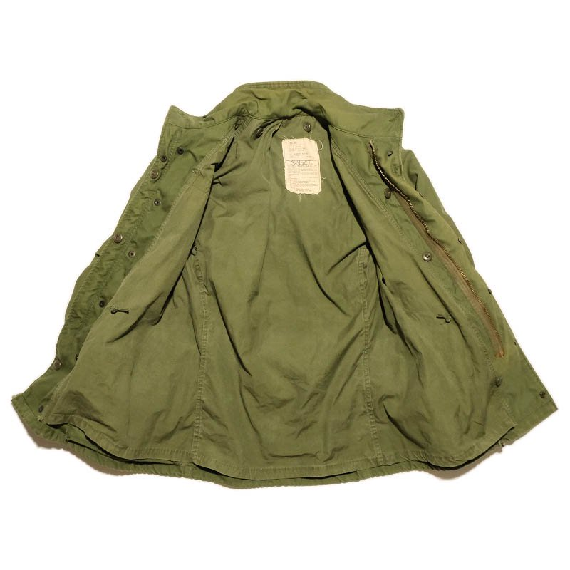U.S.ARMY M-65 FIELD JACKET