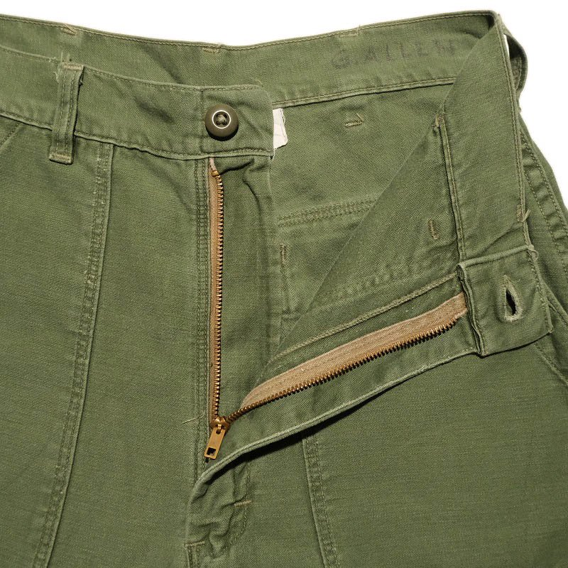 U.S.MILITARY OG-107 TYPE1 UTILITY TROUSERS