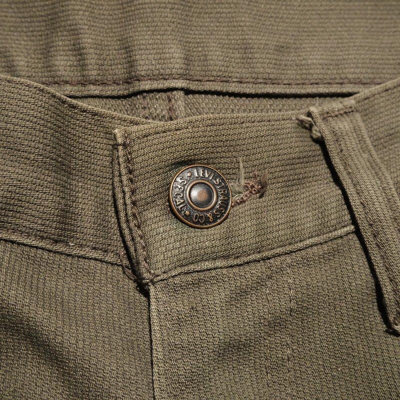 LEVI'S 519 1124 PIQUE PANTS