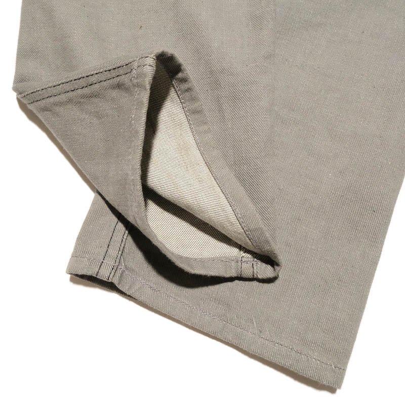 WRANGLER GRAY DENIM PANTS