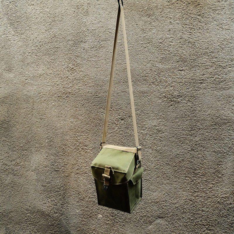 WW2 MILITARY SHOULDER BAG(1WASH)