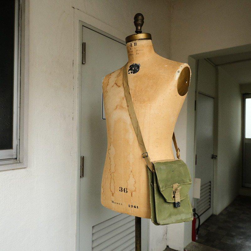 WW2 MILITARY SHOULDER BAG(USED)
