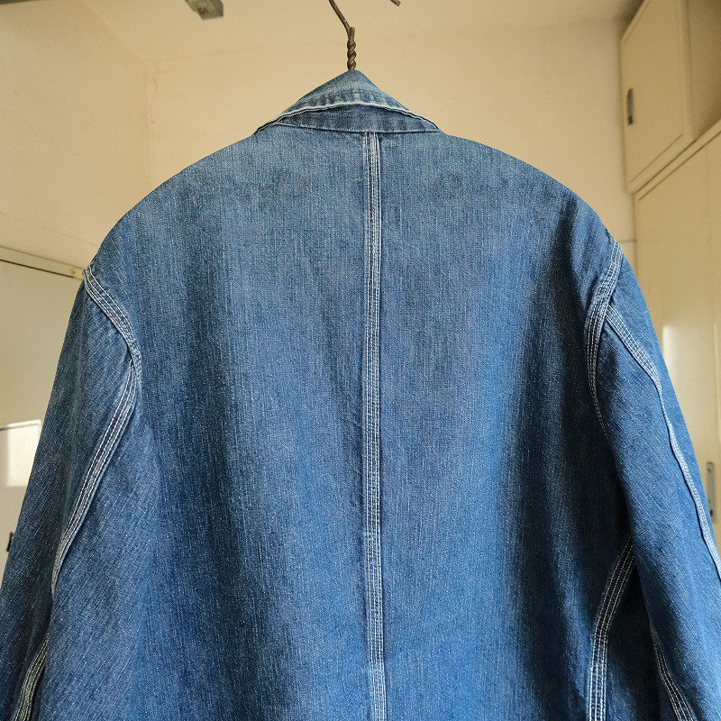 LEE 91-J DENIM COVERALL