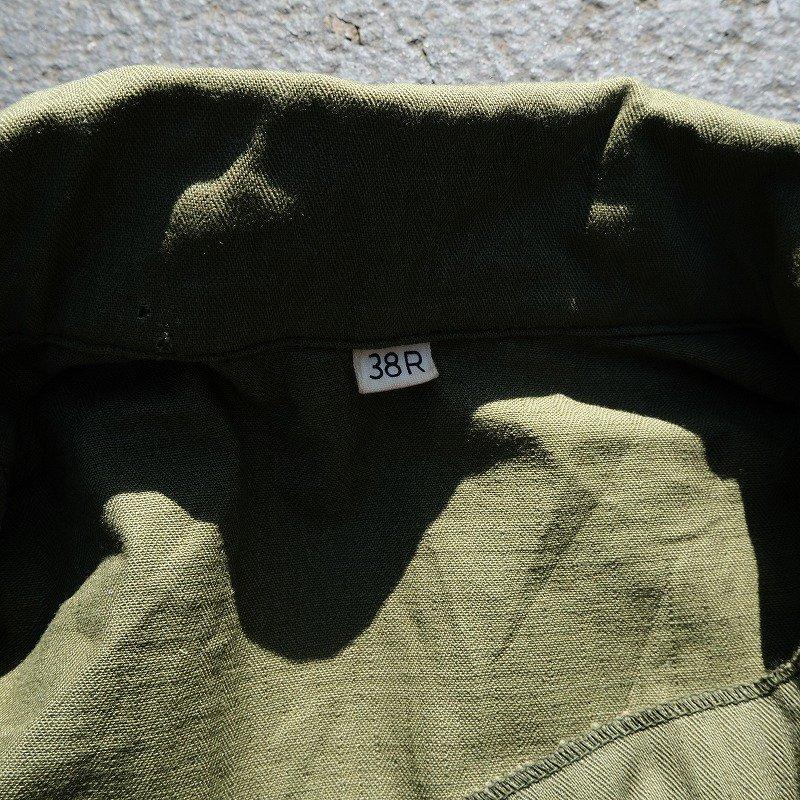 WW2 U.S.ARMY O.D. HBT JACKET