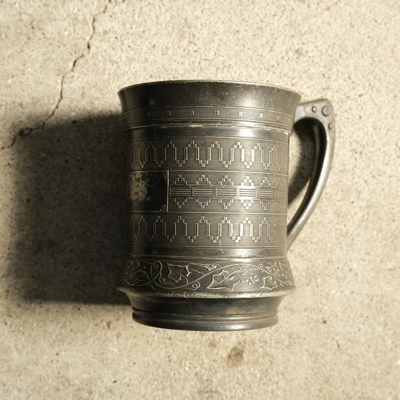 MIDDLETOWN PLATE Co. METAL CUP
