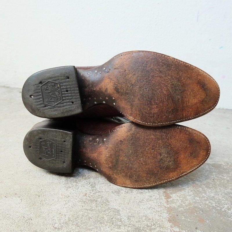 OLD TONY LAMA WESTERN BOOTS (9D)