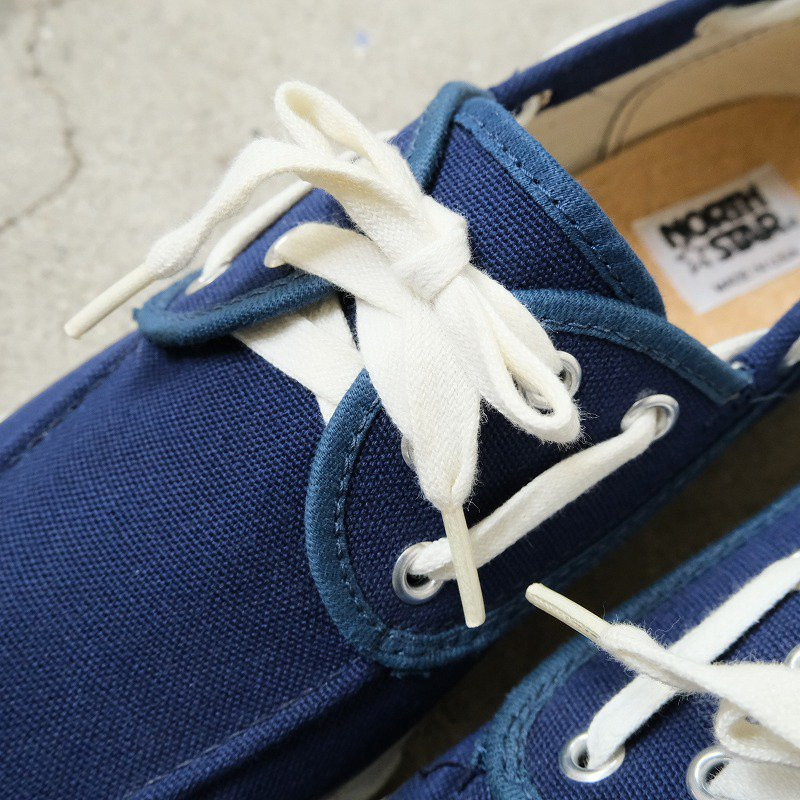 NORTH STAR CANVAS DECK SHOES