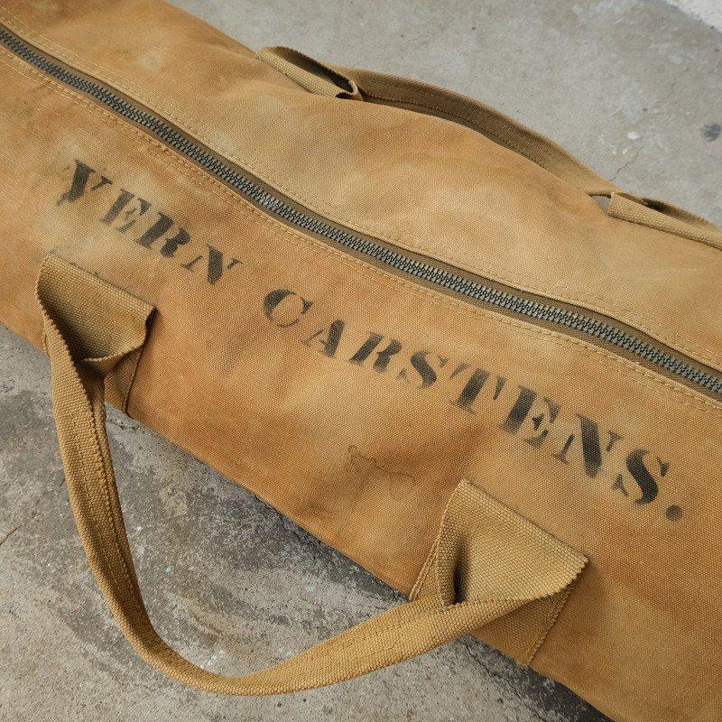 VERN CARSTENS. CANVAS BAG