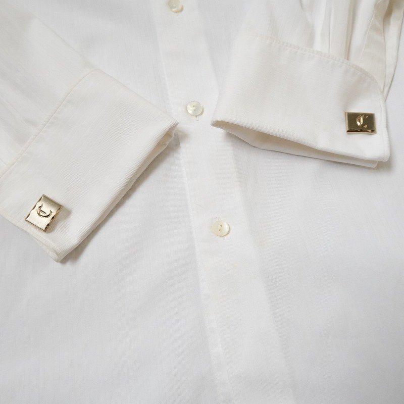 ROMER WHITE DRESS SHIRT