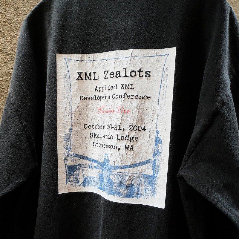 XML L/S T-SHIRT