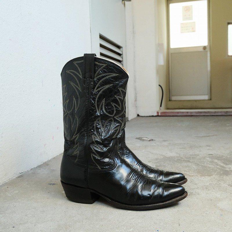 NOCONA WESTERN BOOTS (91/2 D)