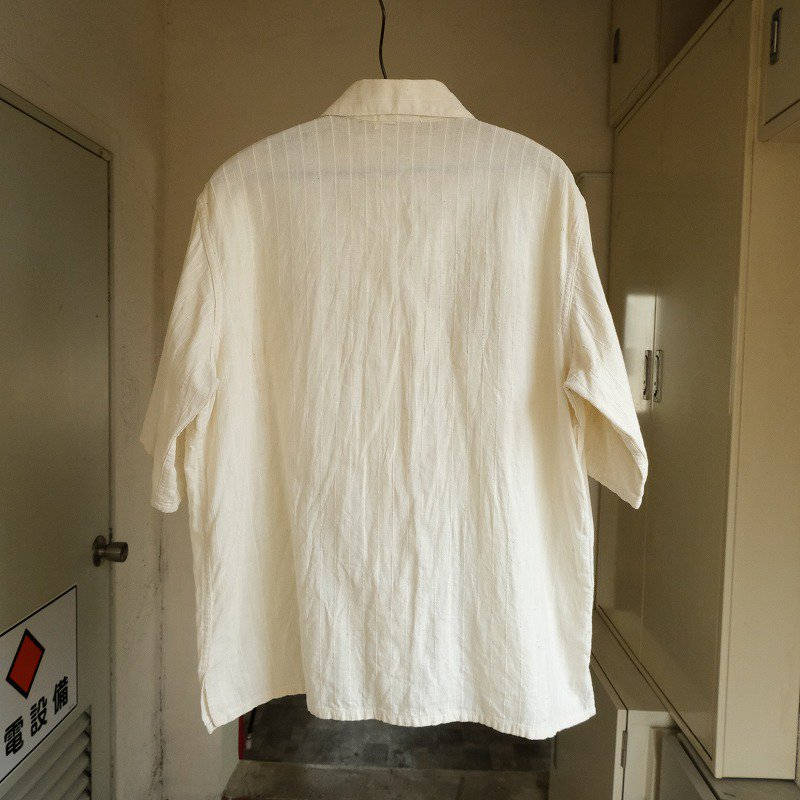 LAUREL STYLED BY SUPERIOR LINEN SHIRT