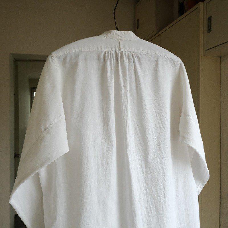 ANTIQUE PULLOVER DRESS SHIRT