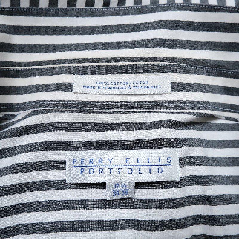 PERRY ELLIS STRIPE SHIRT