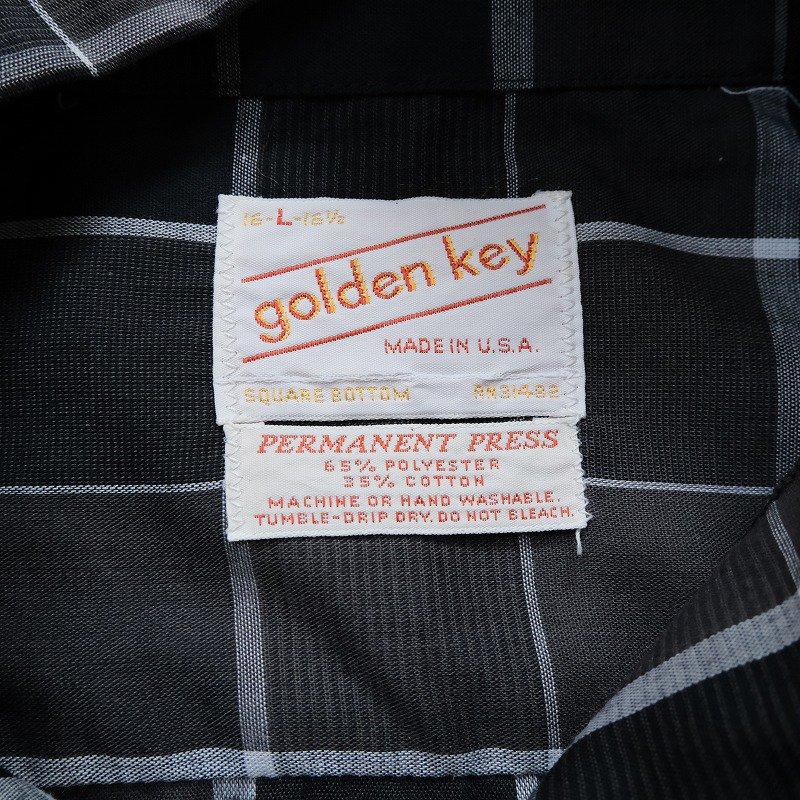 GOLDEN KEY BOX SHIRT