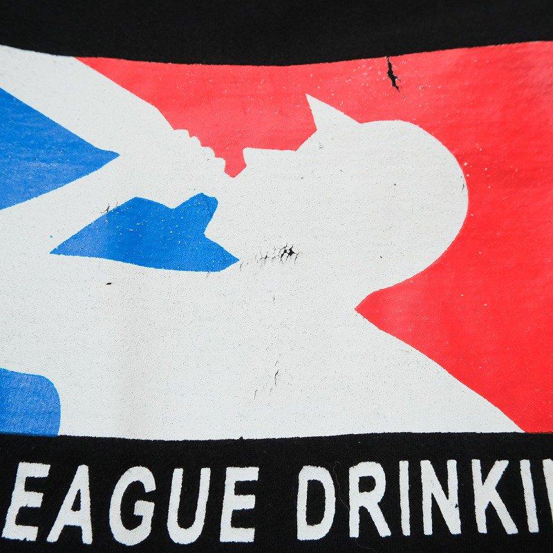 MAJOR LEAGUE DRINKING T-SHIRT