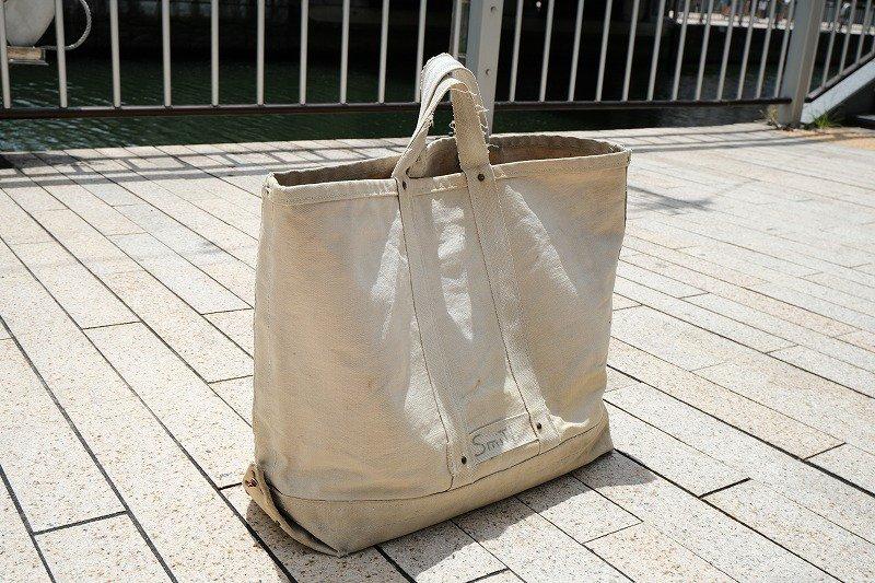 VINTAGE CANVAS TOOL BAG