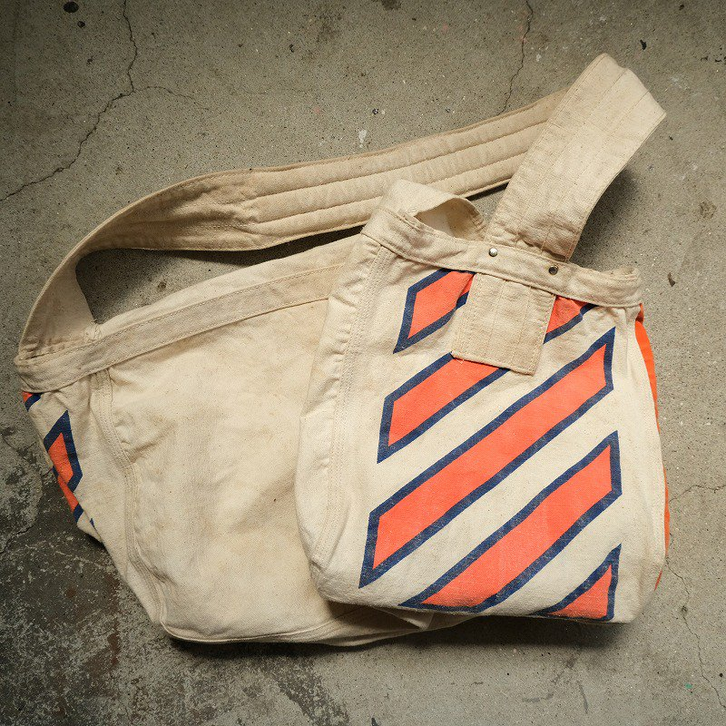 THE COURANT NEWSPAPER BAG