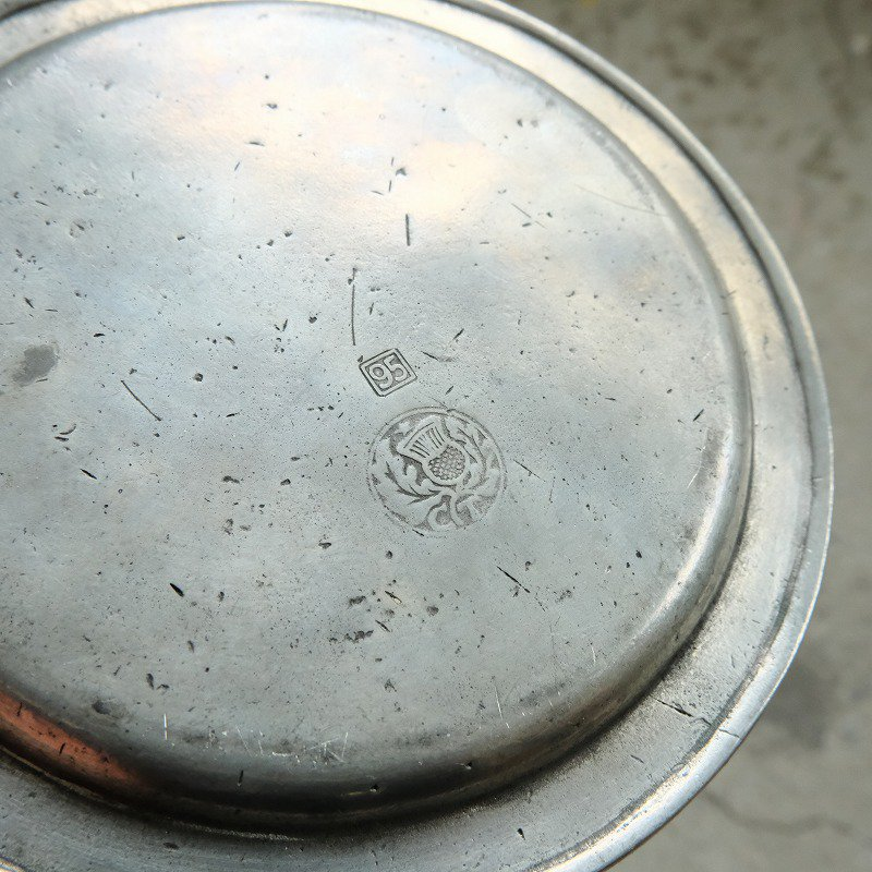 ANTIQUE SILVER PLATE