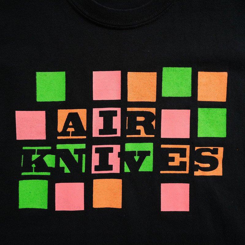 AIR KNIVES T-SHIRT