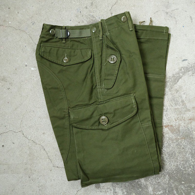 VINTAGE CANADIAN ARMY COMBAT TROUSERS