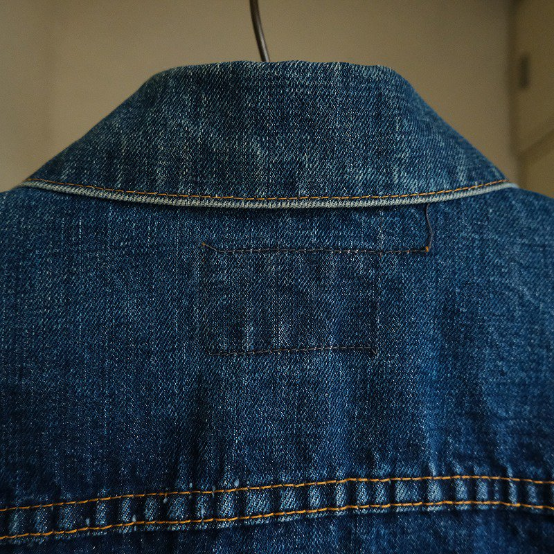 LEVI'S 70505 DENIM JACKET