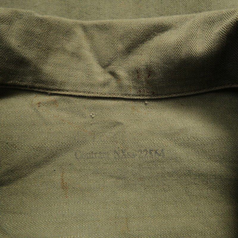 WW2 U.S.NAVY HBT JACKET