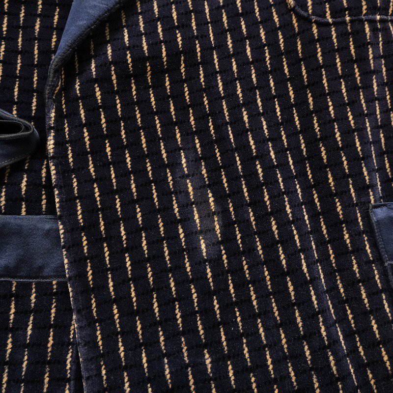 R.H. STEARNS CO. SMOKING JACKET