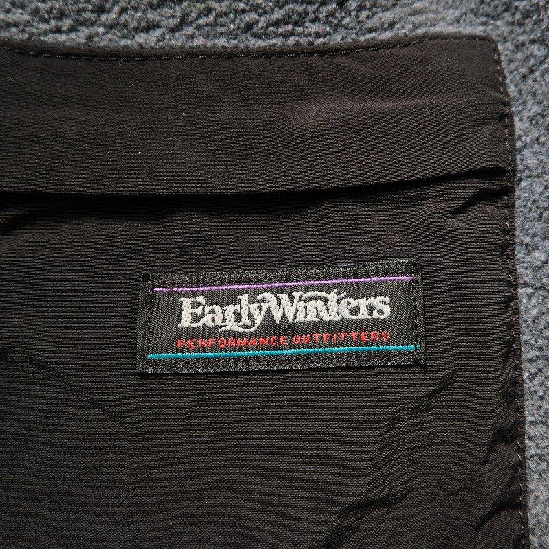 EARLY WINTERS FLEECE PANTS