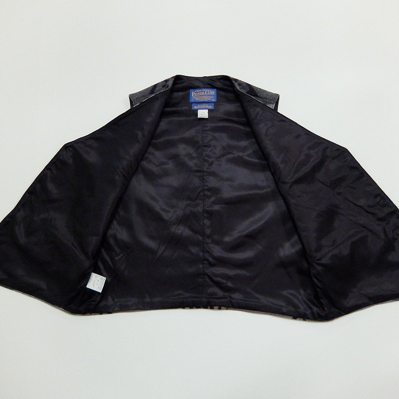 〜1990's PENDLETON Blanket Vest