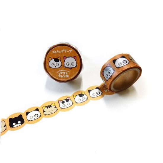 マスキングテープ(Tama&Frends) TM-MK-001 TA