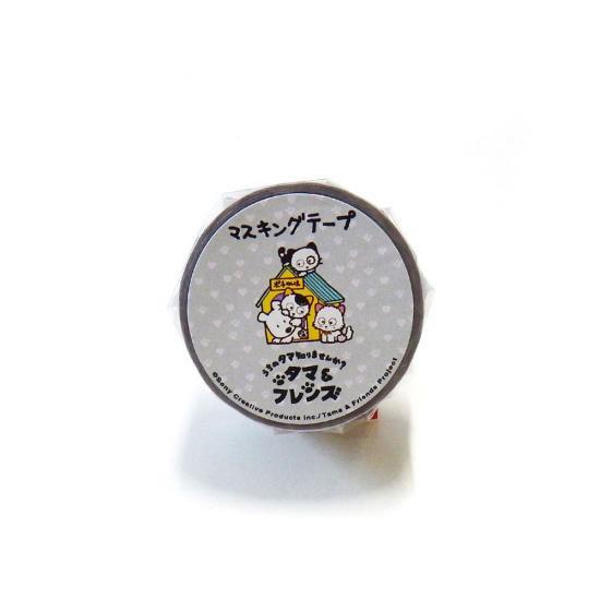 マスキングテープ(タマだらけ) TM-MK-003 TA