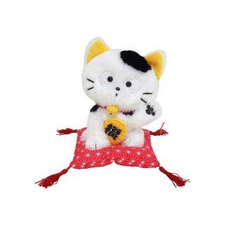 招き猫ぬいぐるみ(タマ) 182242 TA
