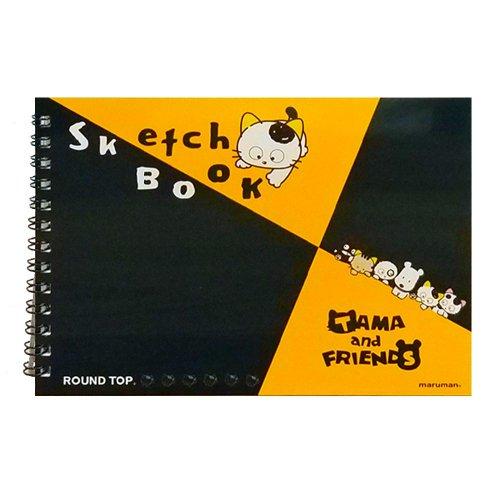 スケッチブック(タマ&フレンズ) TM-MA-003 TA