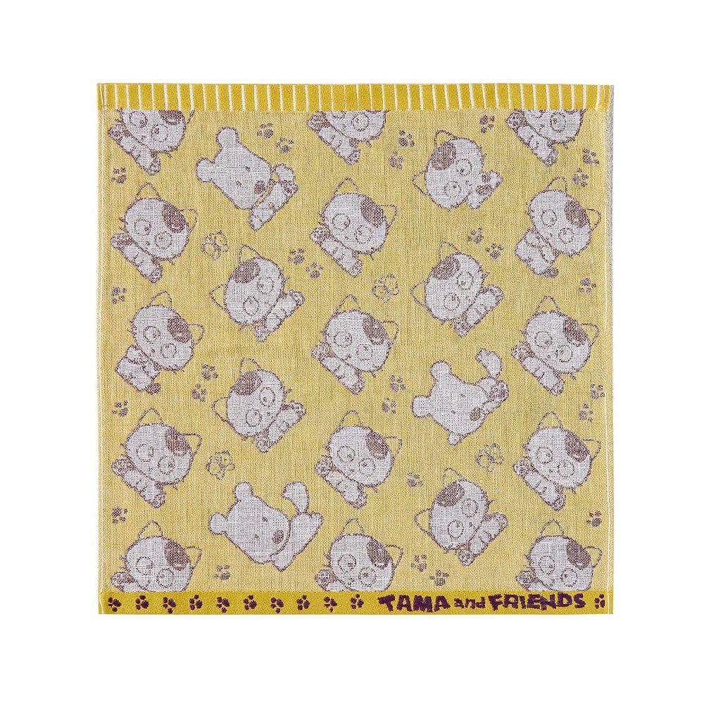 ウォッシュタオル(タマパターン)24-3002 TA