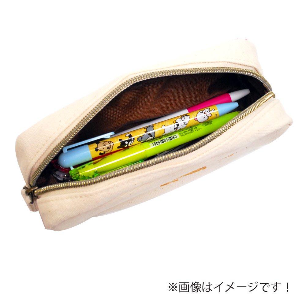 サガラ刺繍スクエアポーチ(タマ) TF05 TA