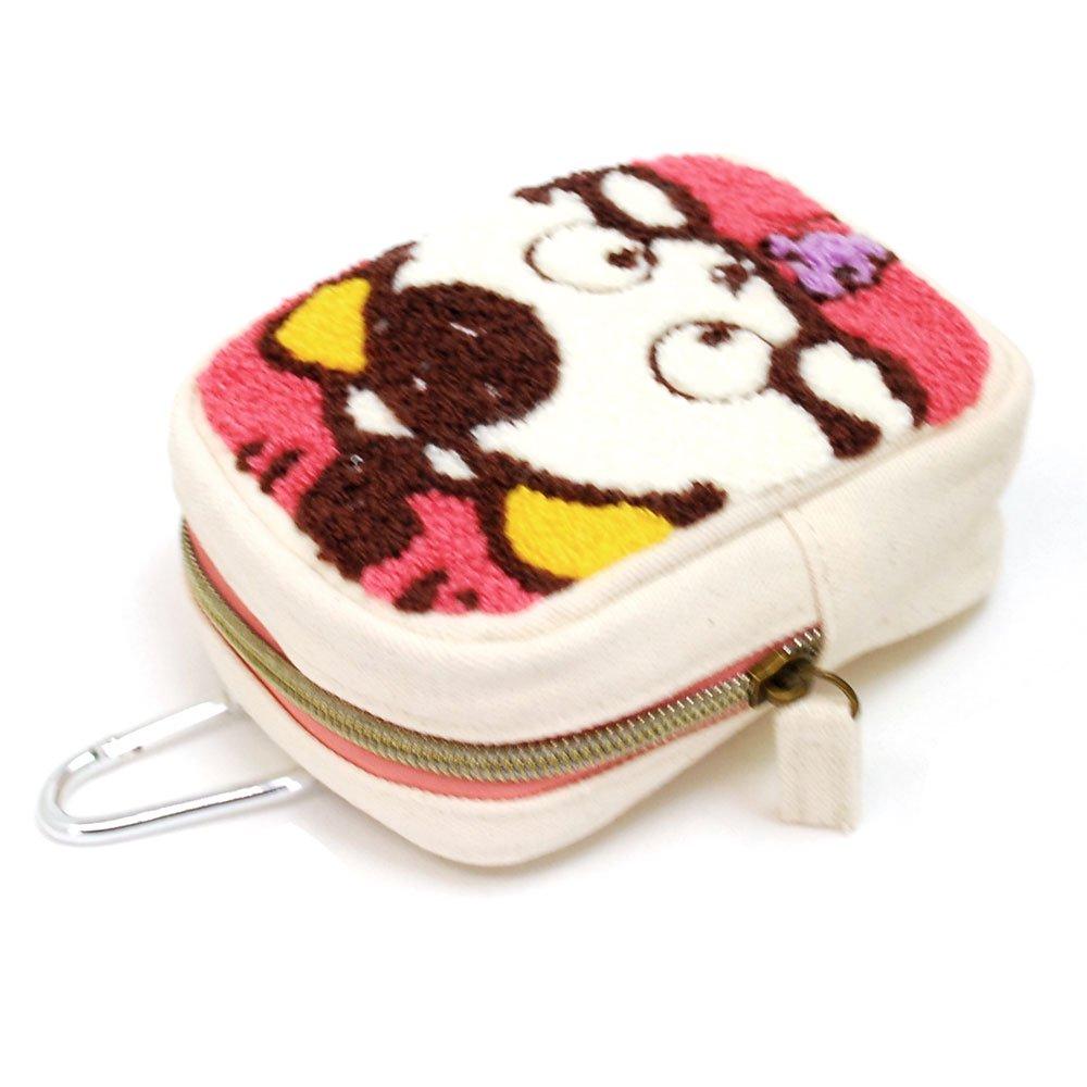 サガラ刺繍バラエティポーチ(タマ) TF07 TA