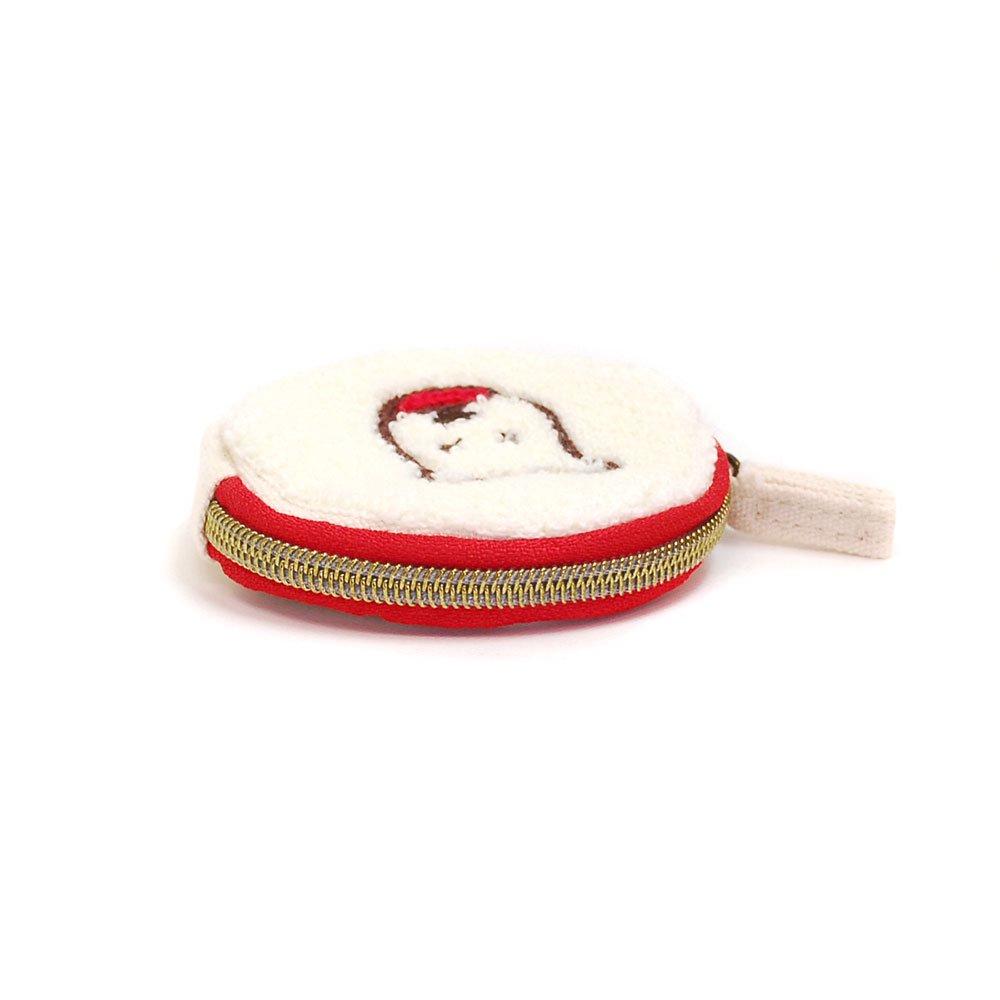 サガラ刺繍マルチケース(ポチ)TF12 TA