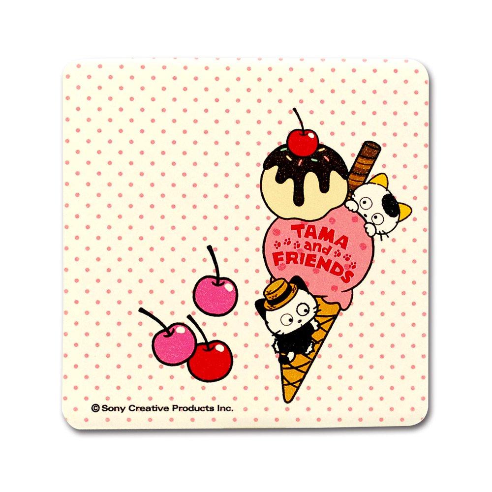 【公式ショップ限定】吸水コースター(アイスクリーム)TA