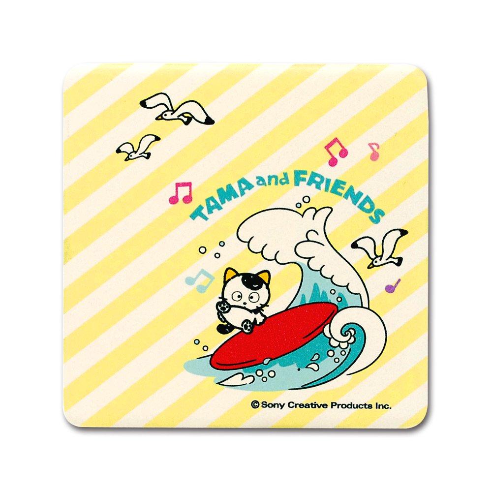 【公式ショップ限定】吸水コースター(サーフィン)  TA