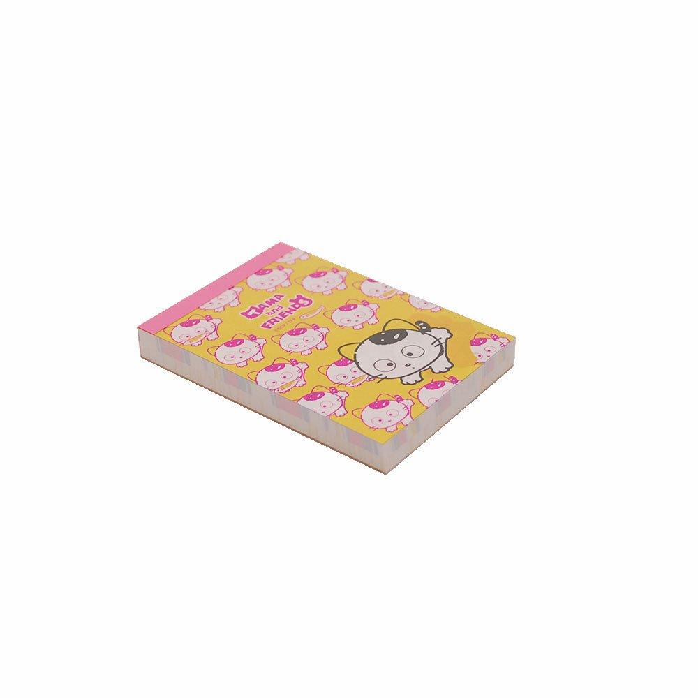 タマ&フレンズ ミニメモパッド(ジャンピング) 022012-80 TA
