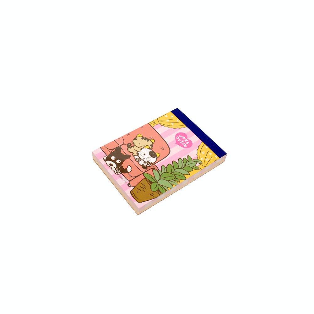 タマ&フレンズ ミニメモパッド(ソファ) 022012-82 TA