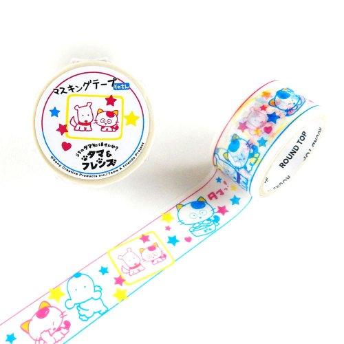 マスキングテープ(ビビット) TM-MK-018 TA