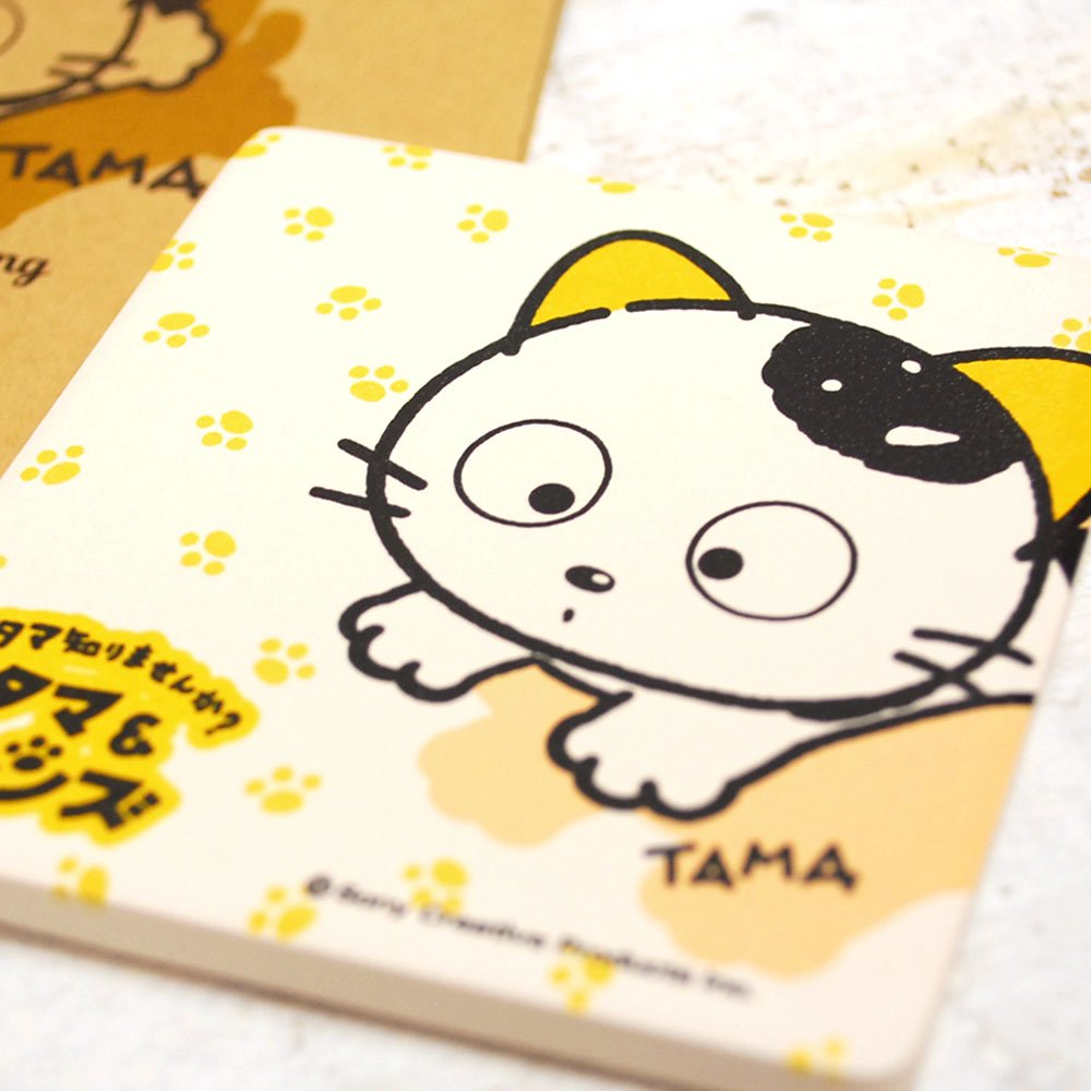 【公式ショップ限定】吸水コースター(タマ)  TA
